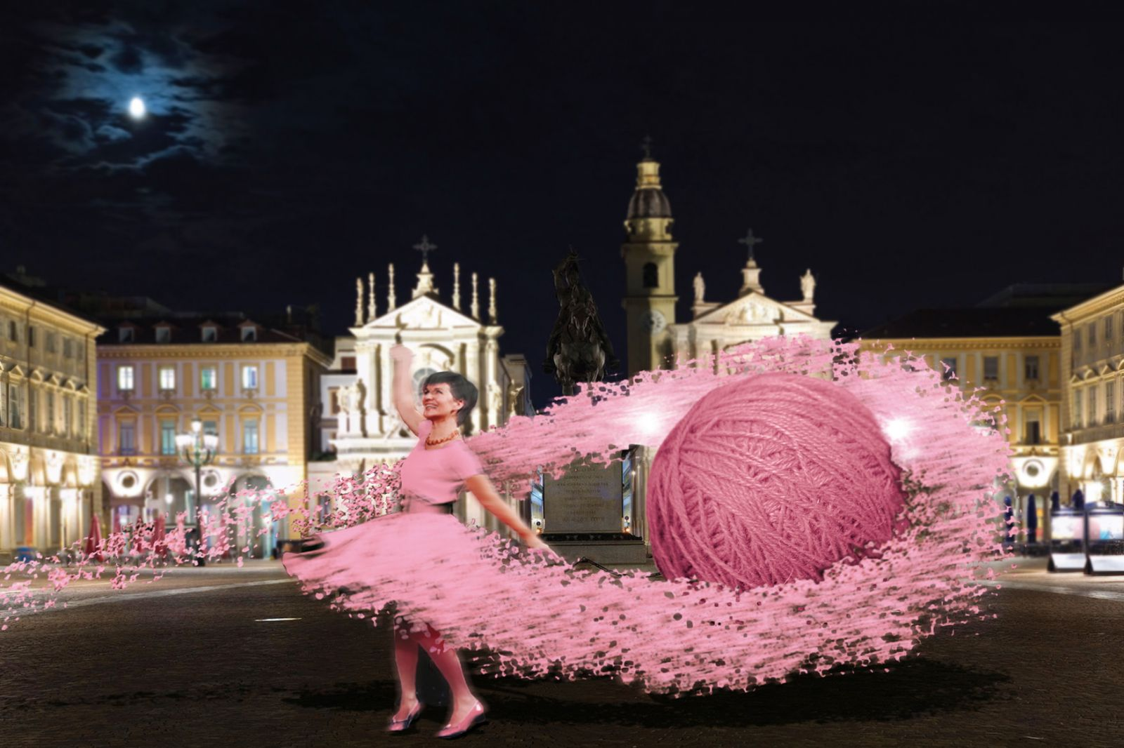Ottobre rosa torino 01 10 2013 for Rosa dei mobili torino